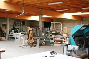 Atelier-houten-schrijnwerk-gent