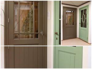 Cottage-houten-binnendeur-geslepen-glas