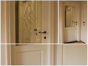 Houten-binnendeur-wit-spiegel
