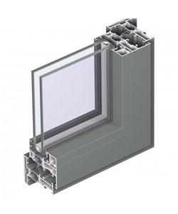 aluminium ramen op maat in Gent van reynaers
