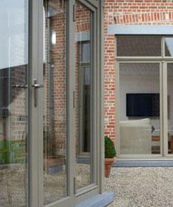 PVC ramen & deuren op maat